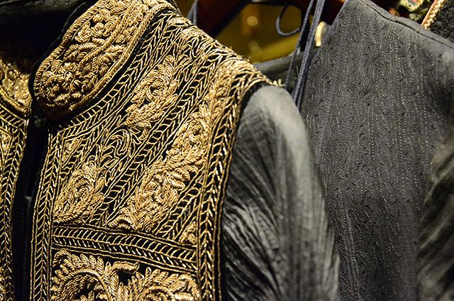 { Stylaned } – 'Details' Photoblog – Rohit Bal