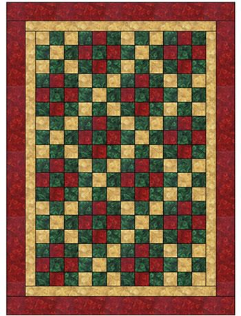BLOOMING 9 PATCH QUILT PATTERN | Quilts & Patterns