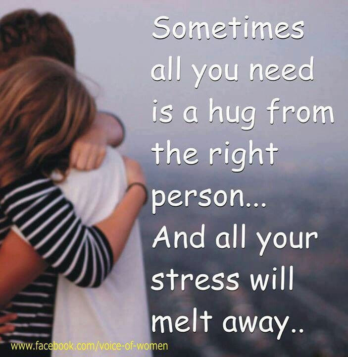 I Want To Cuddle With You Quotes: Sometimes All You Need Is A Hug From The Right Person