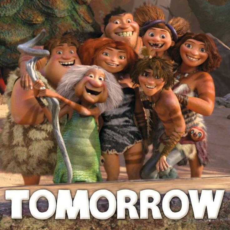 The Croods 2 Movie: Croods. BELT