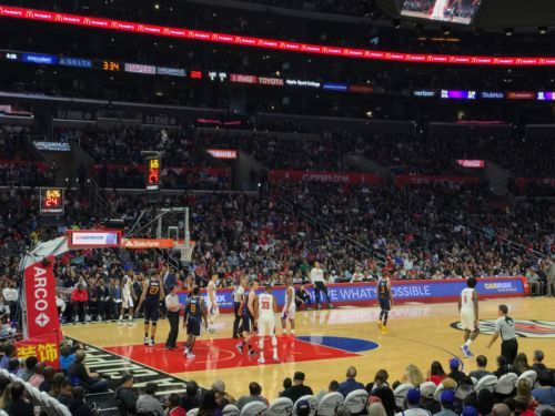 #tickets 2 Los Angeles Clippers vs Golden State Warriors Tickets 2/2/17 Sec 113 Aisle! please retweet