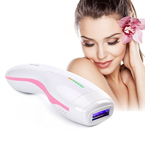 HailiCare Light-based IPL Hair Removal System Body Permanent Hair Removal Device for Home Use (HR head: Hair Removal)