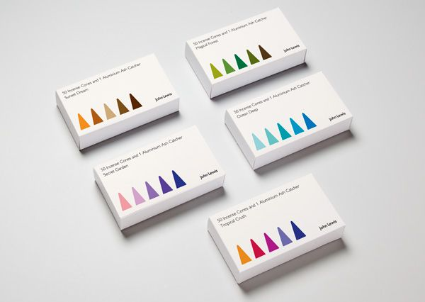 Charlie Smith Design · Incense #packaging