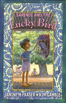Sarindi and the Lucky Bird (Author) See http://www.seeshareshape.com.au/share/VC/virtualexcursions.aspx?EventID=6720=6844=9212 for further details.