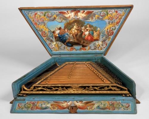 Dulcimer  Italy, 1750  The Victoria & Albert Museum
