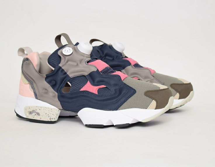 #Reebok Insta Pump Fury x #Garbstore #sneakers