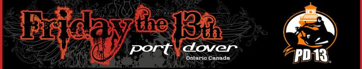 Friday The 13th Port Dover Ontario Canada