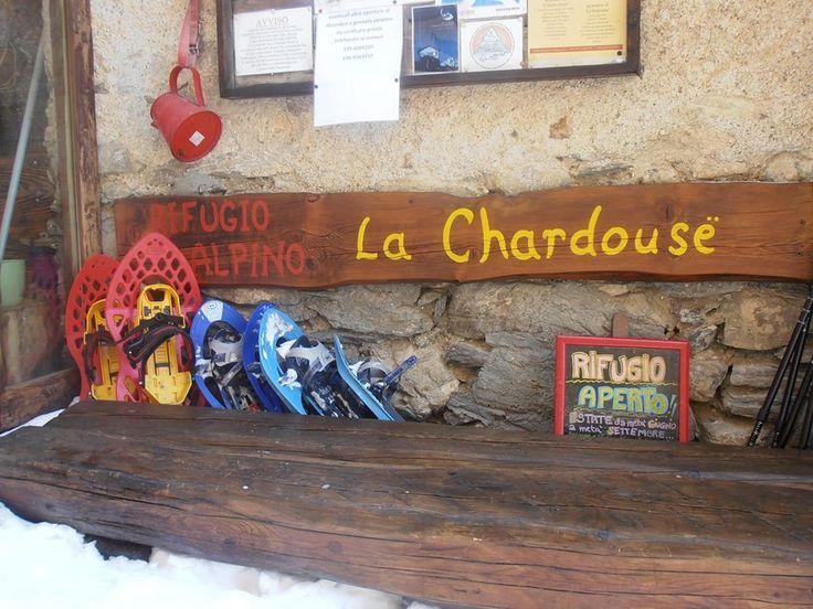 Ciaspolata in Val di Susa, noi le ciaspole le abbiamo messe fuori :-)