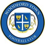 Woodford Town of England crest.