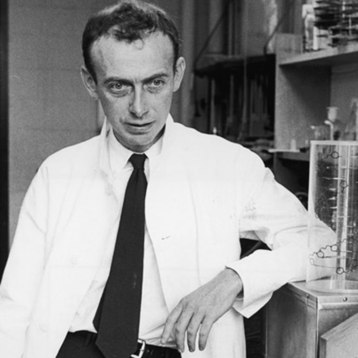 From his co-discovery of DNA's double helix to his work with the Genome Project and his penchant for making controversial remarks, James D. Watson has been keeping the scientific community buzzing for 60 years.