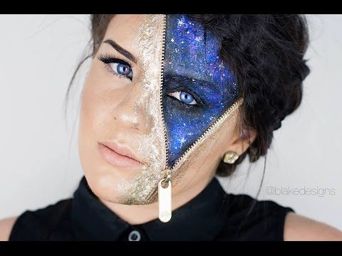 15 Fabulous Halloween Makeup YouTube Tutorials | Having a hard time deciding what to be for Halloween?