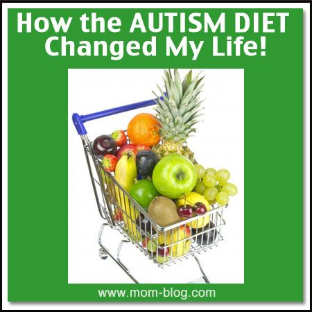 My kids are on the autism diet, but learning to cook to safeguard their brains and body had taught me a little something about taking care of my own health.