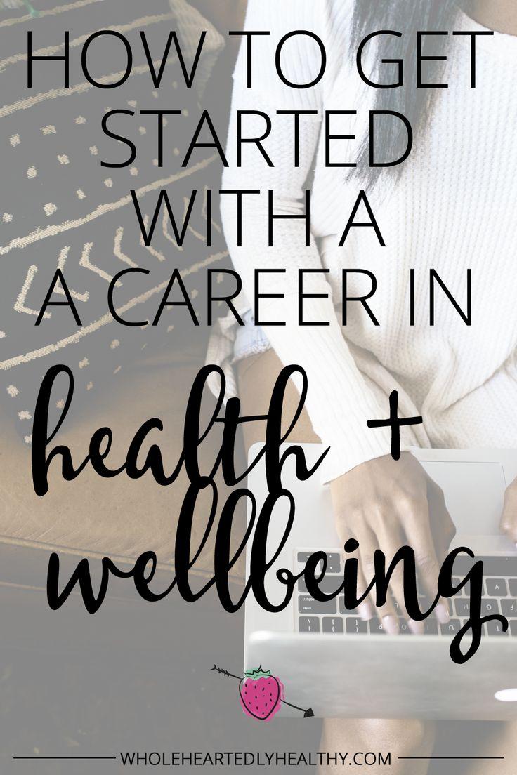So starten Sie eine Karriere in den Bereichen Gesundheit und Wohlbefinden – für alle, die …   – Nutrition
