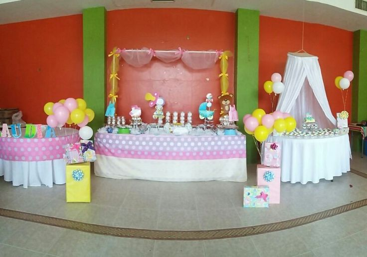 #BabyShower #Sweet #BabyGirl #BabyBoy #Sweet #EndulzandoEspacios