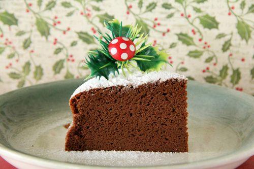 Chocolate Souffle Cheesecake Recipe