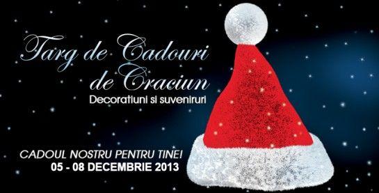 Cadouri gourmet si parfumuri la Targul Cadourilor de Craciun