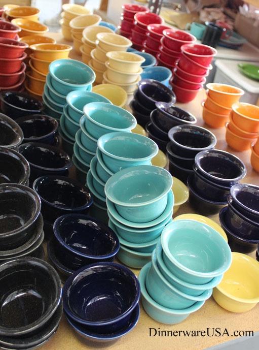 Fiesta Boullion Bowls