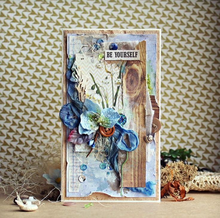 """Челлендж блог """"Творить мечты"""": Палитра """"Первоцветы"""""""