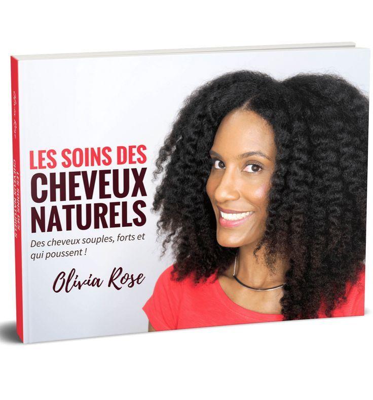 """""""Natural Hair Care"""" Des cheveux forts, souples et souples qui poussent …"""