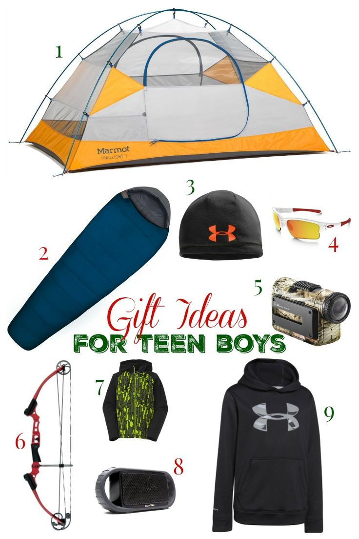 Holiday Gift Ideas for Teen Boys from Gander Mountain - Teen boys aren't the easiest people to shop for but with Gander Mountain's great deals you can encourage their current outdoor hobbies or inspire new ones! AD #TheHuntIsOn