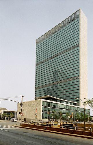 United Nations Headquarters, New York