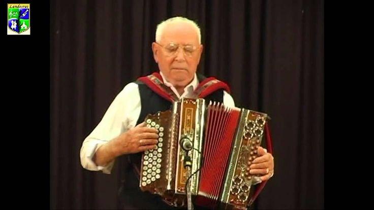 Der Ungarndeutsche Franz Reichardt 87 Jahre aus Budapest