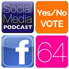 fatBuzz: Social Media Podcast 64 - Facebook spread their wings and the Independence debate on social media channels