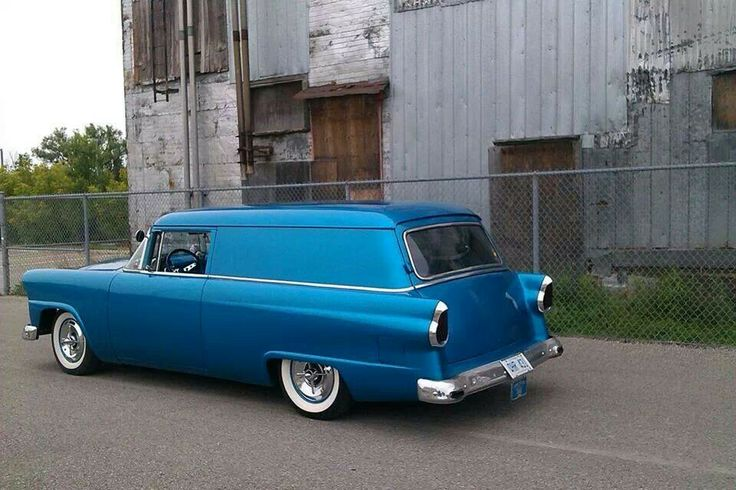 Ford Courier For Sale Pickup Truck amp Sedan Delivery 1952