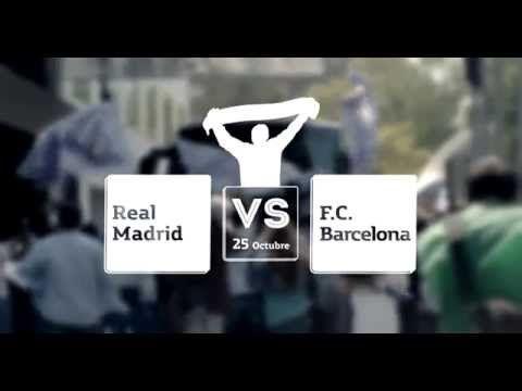 Movistar Fusión TV Fútbol con el Clásico y el Liverpool vs Real Madrid