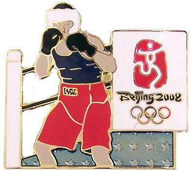 Beijing 2008 Olympics Boxing Pin
