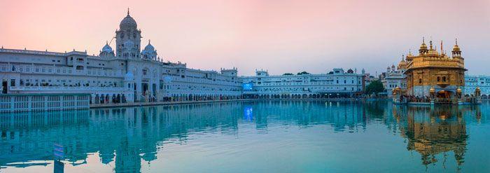 El Templo Dorado, Amritsar (India)