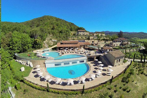 Design vakantiewoningen in prachtige residence voor familie vakanties in Toscane, dichtbij Pisa