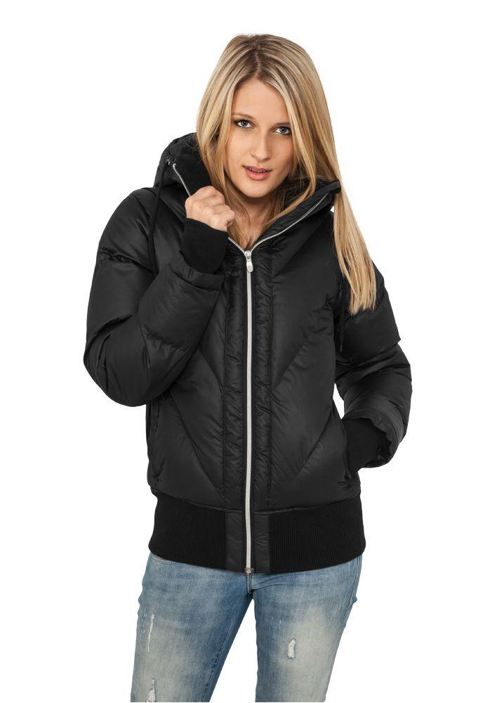 Urban Classics Ladies Arrow Winter Jacket #jacken #damenmode