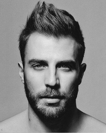male models with beards - Google Search