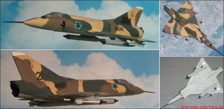 """Dassault-Breguet """"Mirage III"""" C (Airfix 2012)"""