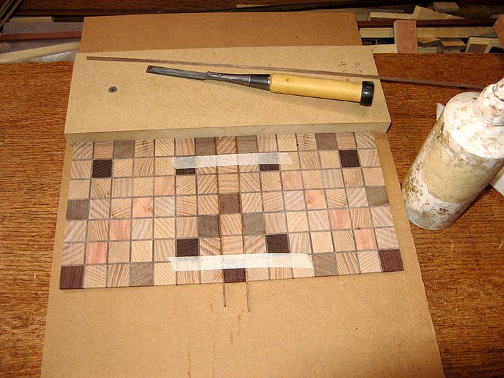 Scrabble board build