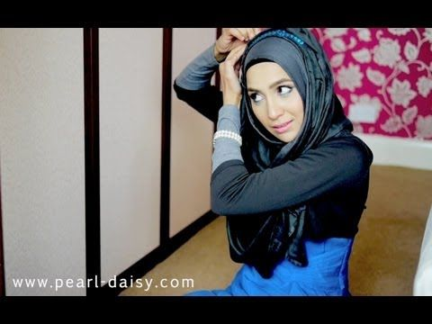 ▶ WEDDING HOOJAB TUTORIAL & OOTD - YouTube