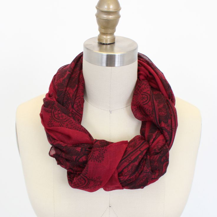 Scarf Styling 101 - 4 styling ideas from @Stitch Fix