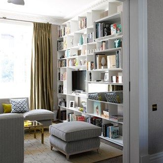 Get inspired with our collection of hundreds of stylish living room images from houseandgarden.co.uk