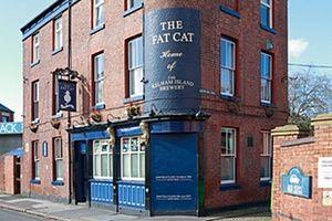 The Fat Cat pub.