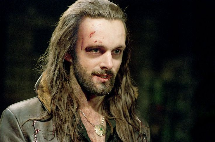 Underworld. I mean can we all take a moment and appreciate how hot Michael Sheen is? I've always loved him as Lucian.