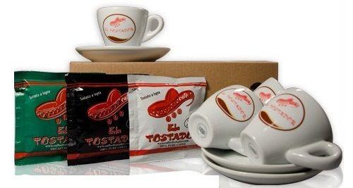 tazzine caffe' el tostador