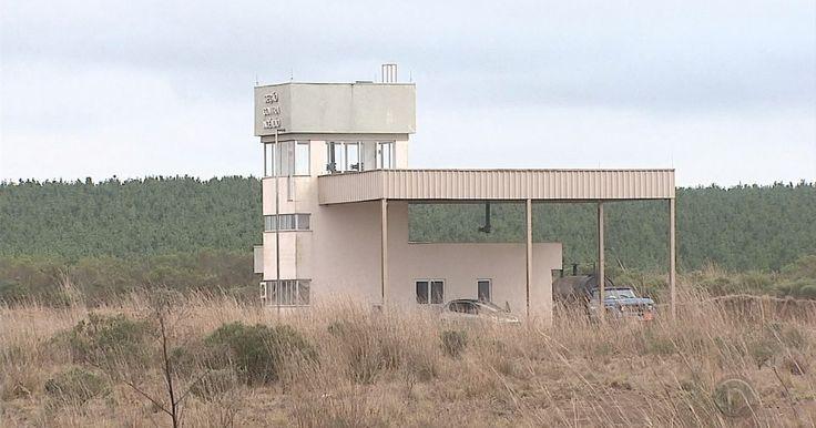 Em SC, aeroporto de Correia Pinto tem vistoria antes de ter voos liberados
