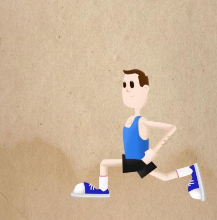 Dedica 8 minutos al dia a estos ejercicios. En 30 dias el resultado es Impresionante 09