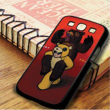 Fall Out Boy Art Samsung Galaxy S3 Case