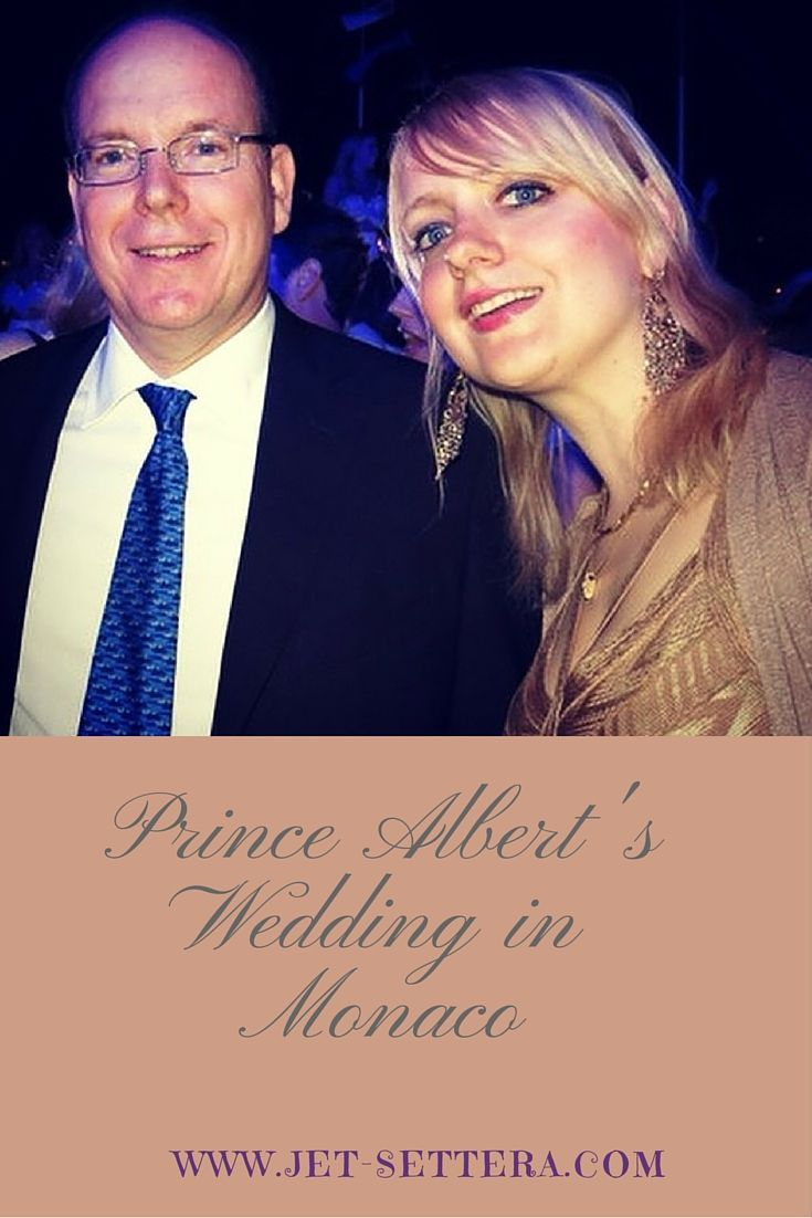 Read about the Royal Wedding in Monaco with Prince Albert and Charlene Wittstock…