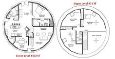 Dome Home Floor Plans | Recent Photos The Commons Getty Collection Galleries World Map App ...
