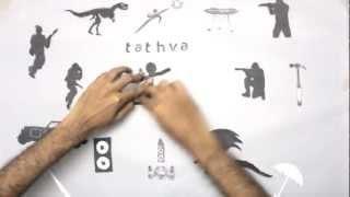 Tathva 12 main promo - Shadow Puppets, via YouTube.