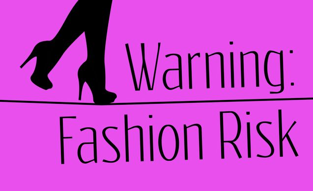 Warning:  Fashion Risk Video Contest