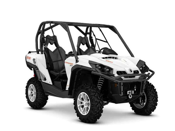 New 2016 Can-Am Commander XT 1000 Pearl White ATVs For Sale in Texas. 2016 Can-Am Commander XT 1000 Pearl White, 2016 Can-Am® Commander XT 1000 Loaded with features and technology that take value to a new level, the Commander XT is built with best-in-class power, a versatile dual-level cargo box, and rider-focused features perfect for the job site or the trails. Features may include: CATEGORY-LEADING PERFORMANCE Available in a 71-hp Rotax 800R or 85-hp Rotax 1000 liquid-cooled V-Twin engines…
